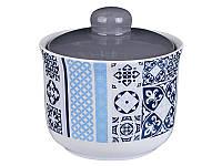 """Сахарница """"Синяя мозаика"""" 300 мл ed358-795"""