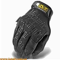 Тактические перчатки Mechanix (Чёрные, XL)