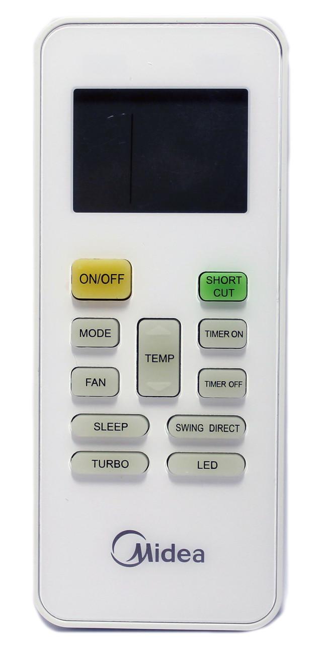 Оригинальный пульт для кондиционеров MIDEA RG52B/BGE