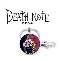 Брелок с изображением Эла с тетрадью из Тетрадь смерти Death note