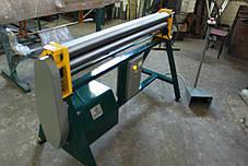 Станок вальцовочный электромеханический | Вальцы с редуктором ВЭР 1300х1,5 PsTech, фото 3