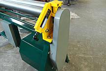 Станок вальцовочный электромеханический | Вальцы с редуктором ВЭР 1300х1,5 PsTech, фото 2