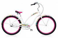 Велосипед 26 Electra Chroma 3i white ladies