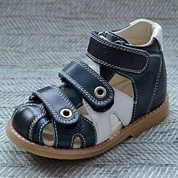 Ортопедичні сандалі, Orthobe розміри: 21-25