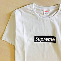 Футболка  Supreme logo| Бирки
