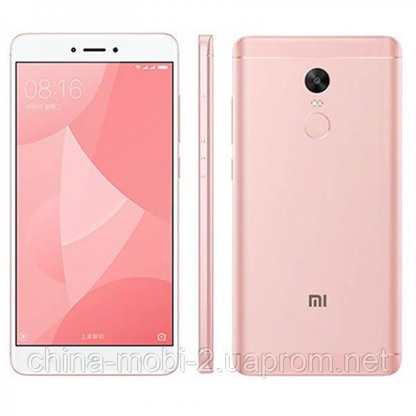 Смартфон Xiaomi Redmi Note 4X 32Gb Octa core Pink '