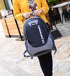 Рюкзак чорний Chansin, фото 2