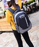 Рюкзак чорний Chansin, фото 3