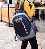 Рюкзак чорний Chansin, фото 4