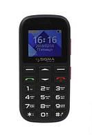 Телефон кнопочный на 2 сим карты для пожилых людей Sigma Comfort 50 mini5, фото 1