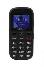 Телефон кнопковий на 2 сім карти для літніх людей Sigma Comfort 50 mini5