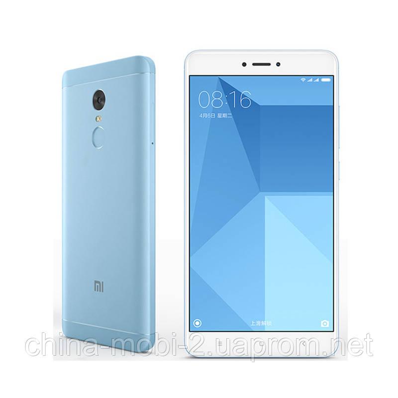 Смартфон Xiaomi Redmi Note 4X 64Gb Octa core Blue'
