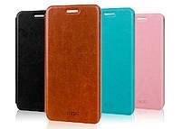Кожаный чехол книжка MOFI для LG G3 s D724 Beat (4 цвета) (+пленка), фото 1
