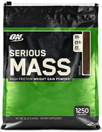 Optimum Serious Mass 5440g