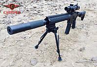 """Глушитель, саундмодератор """"Steel"""" для AR-15 223 1/2 28 UNEF"""