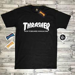 Футболка Thrasher Skateboard  Бирки