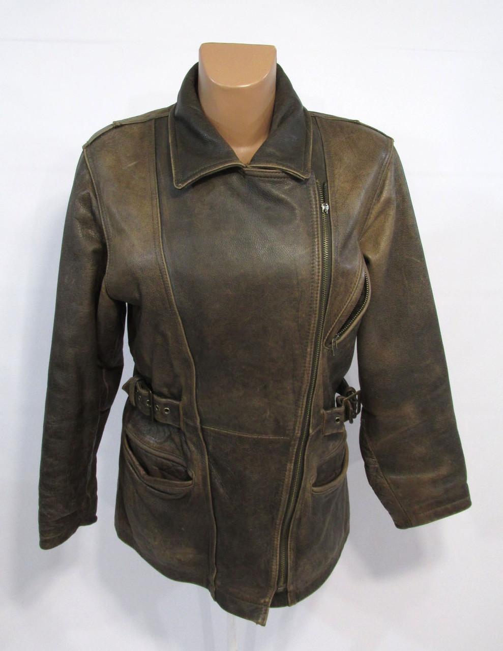 Куртка качественная, косуха Saki Collection, 34 (S), (дефект подкладки