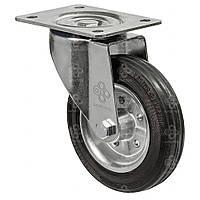 Колеса поворотные Серия 31 Norma с крепежной панелью Kastor Диаметр: 160мм.