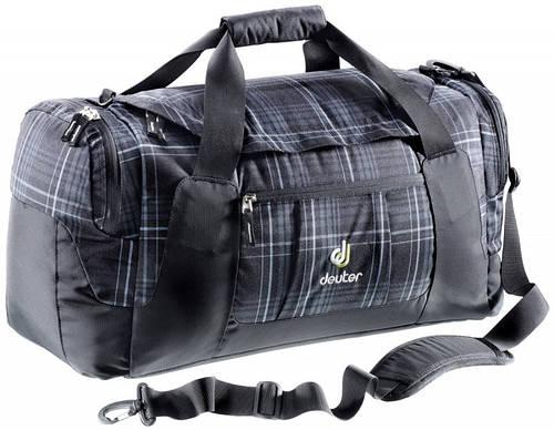 Дорожная, спортивная сумка на 40 л. DEUTER RELAY 40, 35531 4700 черная