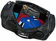 Дорожная, спортивная сумка на 40 л. DEUTER RELAY 40, 35531 4700 черная, фото 4