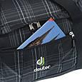 Дорожная, спортивная сумка на 40 л. DEUTER RELAY 40, 35531 4700 черная, фото 7
