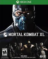 Mortal Kombat XL (Диск)
