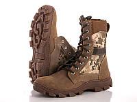 Армейские ботинки, берцы, облегчённый вариант! Размеры 40-45., фото 1