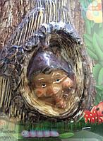Садовый декор для ствола дерева