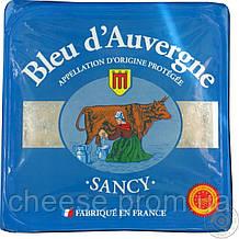 Сыр Bleu d'Auvergne Sancy 125 г. 50%