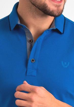 Поло Repablo POLO 1801-10 XL Синий, фото 2