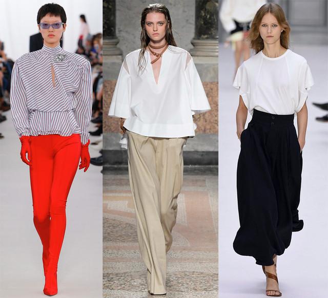 Модные блузки,рубашки фешн