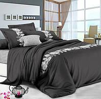 Двуспальное постельное белье, Фламенко, сатин 100%хлопок