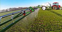 Spray Exert 3000-24 з АСУ обприскувач причіпний