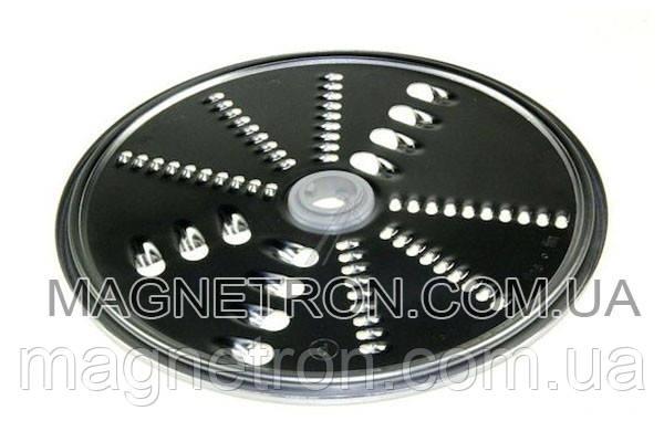Диск-терка крупная/мелкая для кухонных комбайнов Braun 63210633