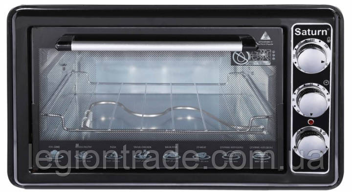 Электодуховка SATURN ST-EC1076 Black