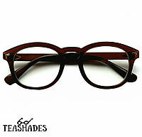 Имиджевые Очки Джони Деппа от Teashades - Prada Zara Mango New look Bershka New Look Mark Jacobs Коричневый
