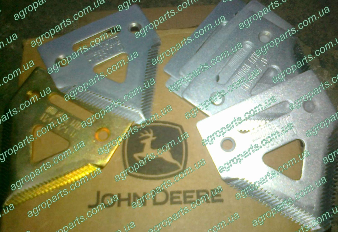 Cегмент H207929 ножа жатки H136807 нож John Deere Section Н207929 сегменты