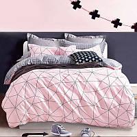 Двуспальный комплект постельного белья с компаньоном S-148