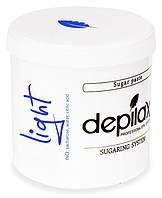 Сахарная паста для шугаринга Depilax Light (универсальная мягкая) 1000г