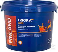 Шпаклівка Triora интерьерная фінішна FINLAND 5 кг