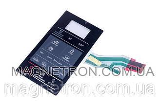 Сенсорная панель управления для СВЧ печи Samsung GE73MR DE34-00405А