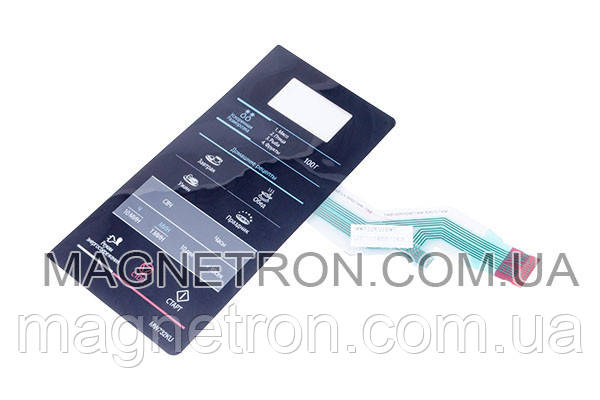 Сенсорная панель управления для СВЧ печи Samsung MW732KU DE34-00387В, фото 2