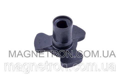 Куплер вращения тарелки для СВЧ печи T=4.5mm H=21.5mm