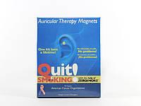 Магнит от курения ZERO SMOKE, Бросить курить, Магнит против курения на ухо