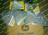 Противовес ножа H136758 рычаг FLEX жатки John Deere  ARM-SICKLE DRIVE запчасти МКШ ARM Н136758, фото 9