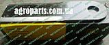 Сегмент Z93077 ножа жатки (11 teeth) Cutterbar Section John Deere купить сегменты Z93078 (14teeth), фото 8