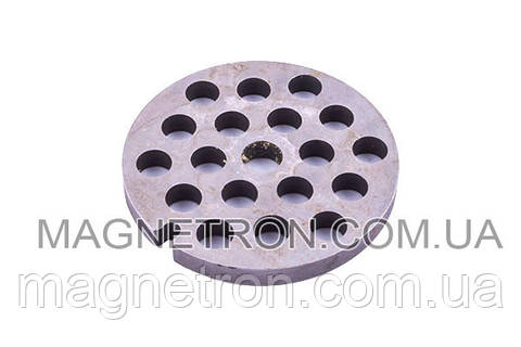 Решетка (сито) крупная для мясорубки DeLonghi 9mm 6020070039