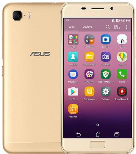 """Смартфон Asus ZenFone Pegasus 3S Max ZC521TL Gold 3/64Gb, 13/8Мп, 5000mAh, 2sim, 5,2"""" IPS, GPS, 4G, 8 ядер"""