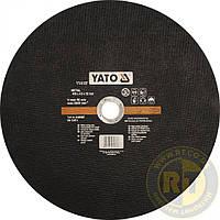 Отрезной круг по металлу для монтажной пилы 400х4 Yato YT-6137