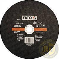 Отрезной круг по металлу для монтажной пилы 300х3,2 Yato YT-6113